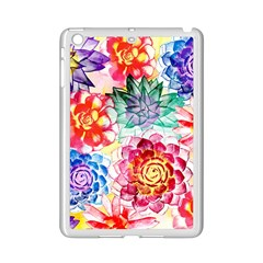 Colorful Succulents iPad Mini 2 Enamel Coated Cases