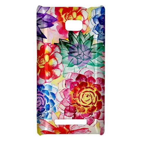 Colorful Succulents HTC 8X