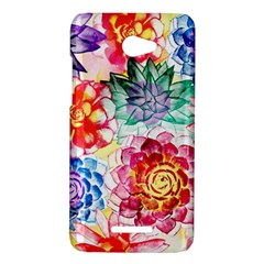 Colorful Succulents HTC Butterfly X920E Hardshell Case