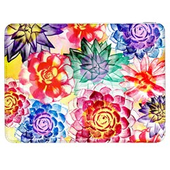Colorful Succulents Samsung Galaxy Tab 7  P1000 Flip Case