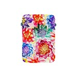 Colorful Succulents Apple iPad Mini Protective Soft Cases Front