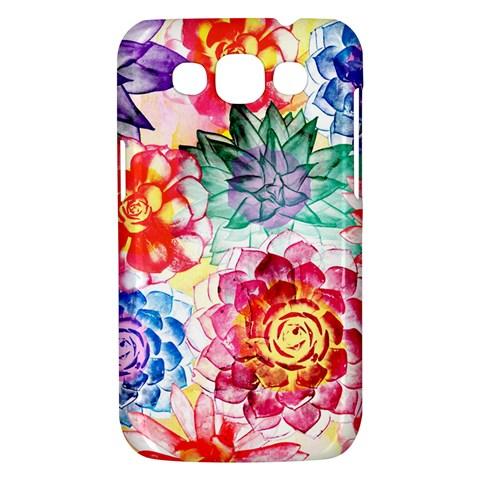 Colorful Succulents Samsung Galaxy Win I8550 Hardshell Case