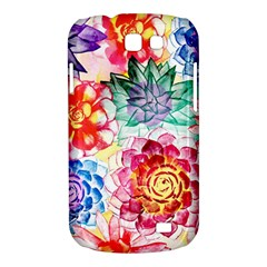 Colorful Succulents Samsung Galaxy Express I8730 Hardshell Case