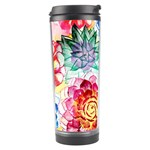 Colorful Succulents Travel Tumbler Center