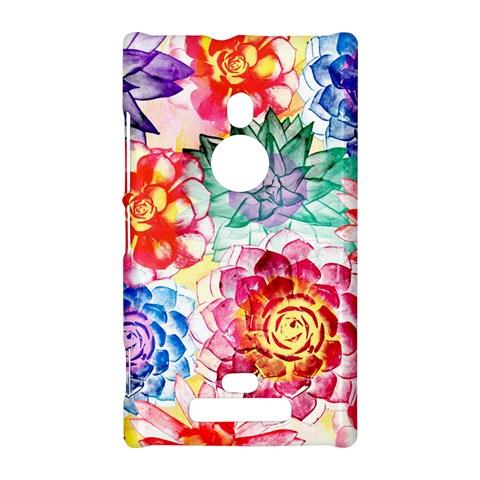 Colorful Succulents Nokia Lumia 925
