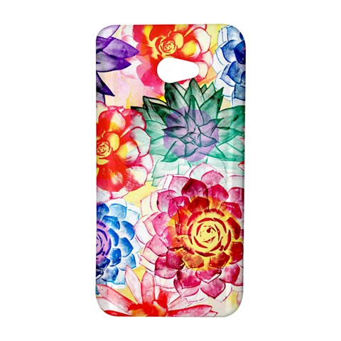 Colorful Succulents HTC Butterfly S/HTC 9060 Hardshell Case