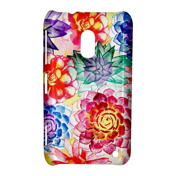 Colorful Succulents Nokia Lumia 620