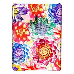 Colorful Succulents iPad Air Hardshell Cases