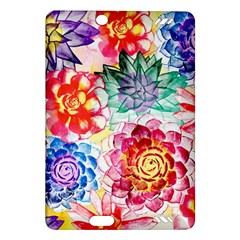 Colorful Succulents Amazon Kindle Fire Hd (2013) Hardshell Case