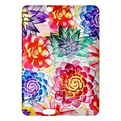 Colorful Succulents Kindle Fire HDX Hardshell Case