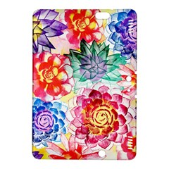 Colorful Succulents Kindle Fire HDX 8.9  Hardshell Case