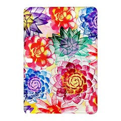 Colorful Succulents Samsung Galaxy Tab Pro 10 1 Hardshell Case