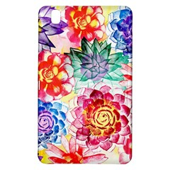 Colorful Succulents Samsung Galaxy Tab Pro 8 4 Hardshell Case