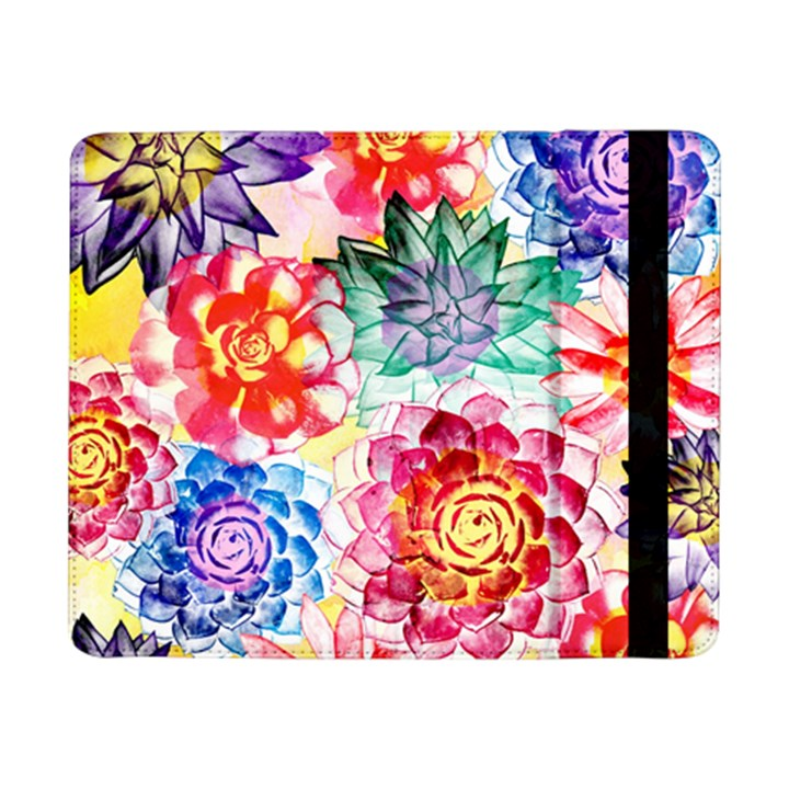 Colorful Succulents Samsung Galaxy Tab Pro 8.4  Flip Case