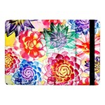 Colorful Succulents Samsung Galaxy Tab Pro 10.1  Flip Case Front