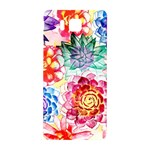 Colorful Succulents Samsung Galaxy Alpha Hardshell Back Case Front