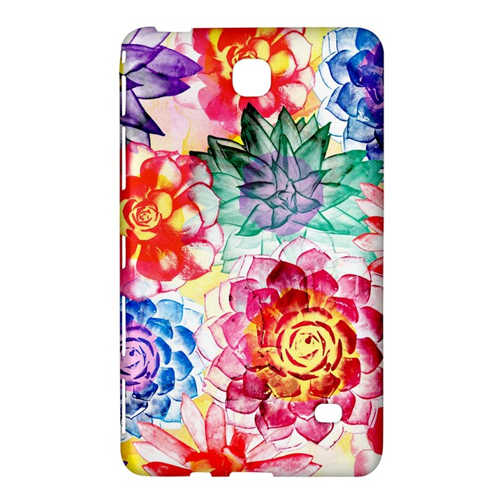 Colorful Succulents Samsung Galaxy Tab 4 (8 ) Hardshell Case