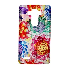 Colorful Succulents Lg G4 Hardshell Case