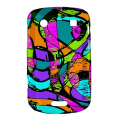 Abstract Sketch Art Squiggly Loops Multicolored Bold Touch 9900 9930