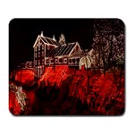 Clifton Mill Christmas Lights Large Mousepads Front
