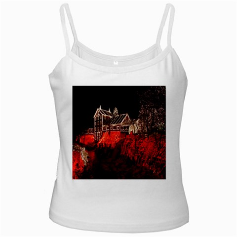 Clifton Mill Christmas Lights Ladies Camisoles