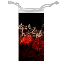 Clifton Mill Christmas Lights Jewelry Bags