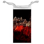 Clifton Mill Christmas Lights Jewelry Bags Back