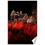 Clifton Mill Christmas Lights Canvas 24  x 36  36 x24 Canvas - 1
