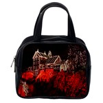 Clifton Mill Christmas Lights Classic Handbags (One Side) Front