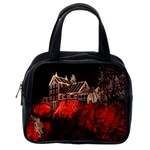 Clifton Mill Christmas Lights Classic Handbags (2 Sides) Back