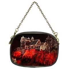 Clifton Mill Christmas Lights Chain Purses (Two Sides)