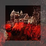 Clifton Mill Christmas Lights Mini Canvas 6  x 6  6  x 6  x 0.875  Stretched Canvas
