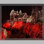 Clifton Mill Christmas Lights Canvas 20  x 16  20  x 16  x 0.875  Stretched Canvas