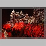 Clifton Mill Christmas Lights Canvas 18  x 12  18  x 12  x 0.875  Stretched Canvas
