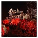 Clifton Mill Christmas Lights Small Memo Pads 3.75 x3.75  Memopad