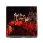 Clifton Mill Christmas Lights Memory Card Reader (Square) Front