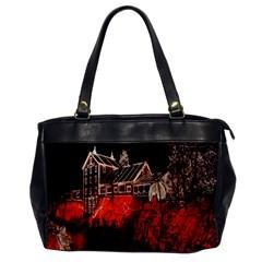 Clifton Mill Christmas Lights Office Handbags