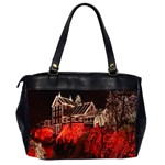 Clifton Mill Christmas Lights Office Handbags (2 Sides)  Back