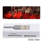 Clifton Mill Christmas Lights Memory Card Reader (Stick)  Front