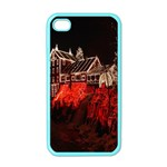 Clifton Mill Christmas Lights Apple iPhone 4 Case (Color) Front