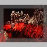 Clifton Mill Christmas Lights Deluxe Canvas 16  x 12   16  x 12  x 1.5  Stretched Canvas