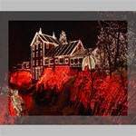 Clifton Mill Christmas Lights Deluxe Canvas 20  x 16   20  x 16  x 1.5  Stretched Canvas