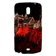 Clifton Mill Christmas Lights Samsung Galaxy Nexus i9250 Hardshell Case