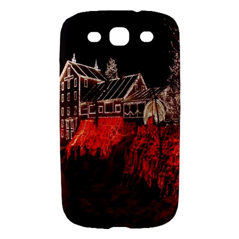 Clifton Mill Christmas Lights Samsung Galaxy S III Hardshell Case