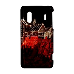 Clifton Mill Christmas Lights HTC Evo Design 4G/ Hero S Hardshell Case