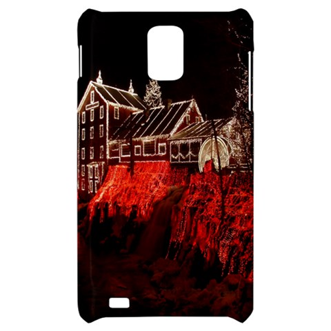 Clifton Mill Christmas Lights Samsung Infuse 4G Hardshell Case