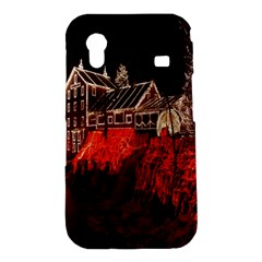 Clifton Mill Christmas Lights Samsung Galaxy Ace S5830 Hardshell Case