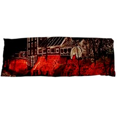 Clifton Mill Christmas Lights Body Pillow Case (Dakimakura)