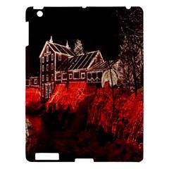Clifton Mill Christmas Lights Apple iPad 3/4 Hardshell Case