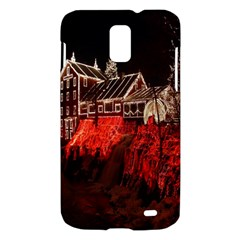 Clifton Mill Christmas Lights Samsung Galaxy S II Skyrocket Hardshell Case